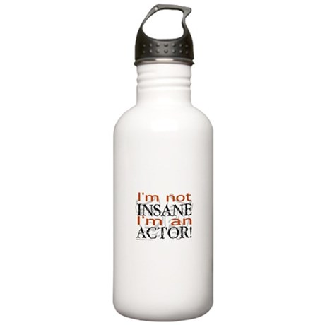 Insane Actor Stainless Water Bottle 1.0L