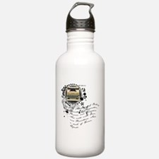 The Alchemy of Writing Water Bottle
