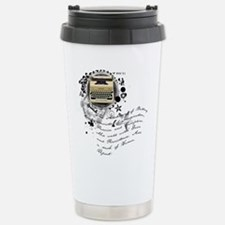 The Alchemy of Writing Thermos Mug