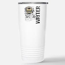 Writer Alchemy Stainless Steel Travel Mug