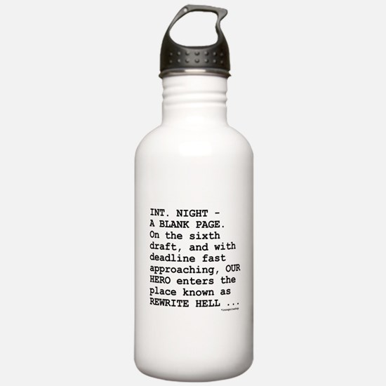 Rewrite Hell Water Bottle