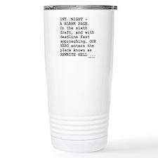 Rewrite Hell Travel Mug