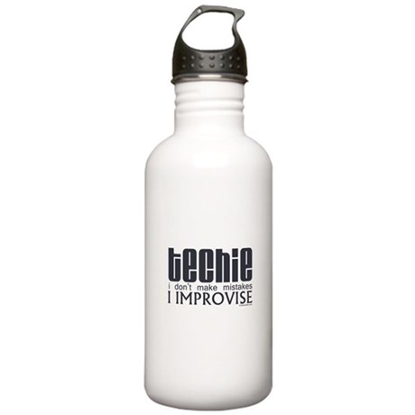 Techie Improvise Stainless Water Bottle 1.0L