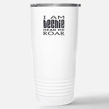 Techie Roar Stainless Steel Travel Mug