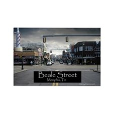 World Famous Beale St. Magnet