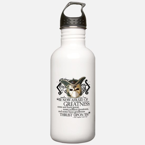 Twelfth Night 2 Water Bottle