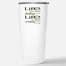 Shaw Life Stainless Steel Travel Mug