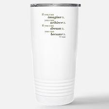 Imagine Achieve Stainless Steel Travel Mug