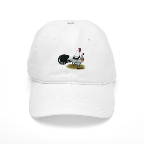Phoenix Silver Chickens Cap
