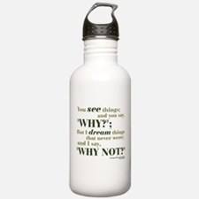 Shaw Quote No. 3 Water Bottle