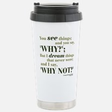 Shaw Quote No. 3 Stainless Steel Travel Mug