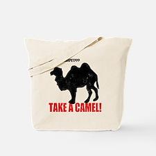 No Flying Carpet? Tote Bag