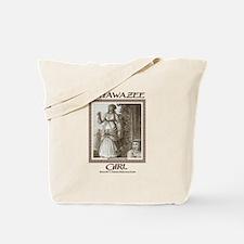 Ghawazee Girl Tote Bag