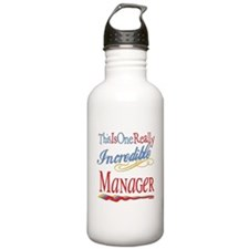 Incredible Manager Water Bottle