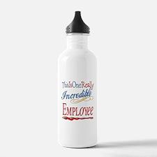 Incredible Employee Water Bottle