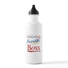 Incredible Boss Water Bottle