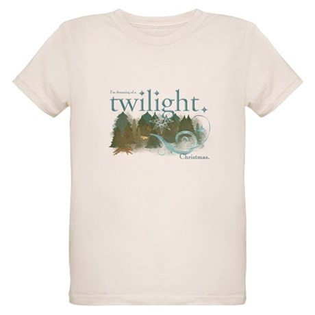 I'm Dreaming of a Twilight Christmas Organic Kids