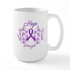 Lupus Hope Faith Love Coffee Mug