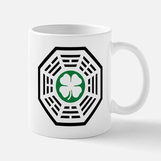 Green Luck Dharma Mug