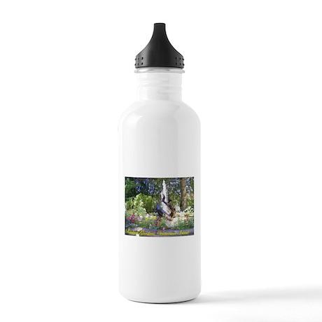 BG, VI Sturgeon Fountain Stainless Water Bottle 1.
