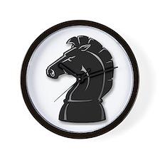 Chess Knight Wall Clock