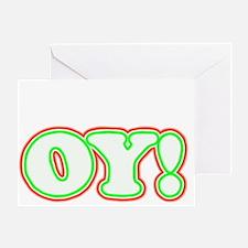 Christmas Oy! Christmukkah Card