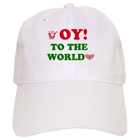 Oy to the World Cap