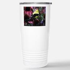 Gold Finch Travel Mug