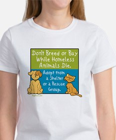 Adopt Shelter Rescue Tee