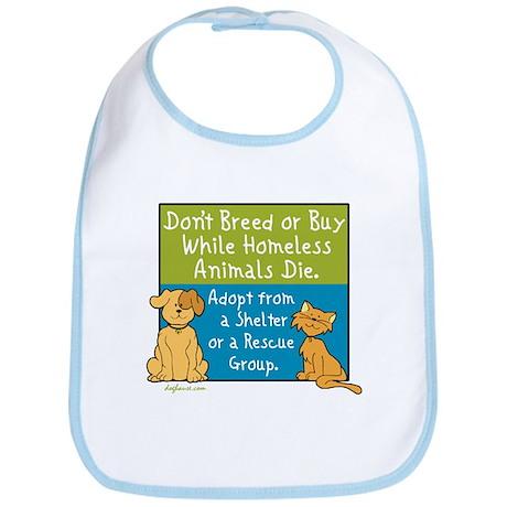 Adopt Shelter Rescue Bib