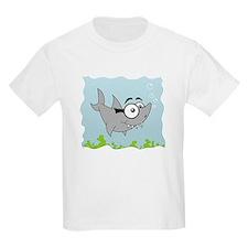Little Shark Kids T-Shirt