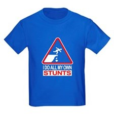 I Do All My Own Stunts - T