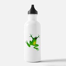 Feeling Froggy Water Bottle