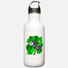 Lucky Irish Possum Water Bottle