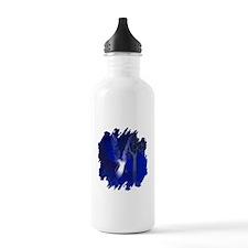 Iridescent Angel Water Bottle