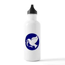 Peace Dove Sports Water Bottle