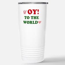 Oy to the World! Travel Mug
