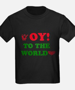 Oy to the World! T
