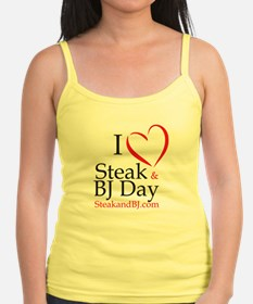 I Love Steak & BJ Day Singlets