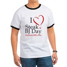 I Love Steak & BJ Day T