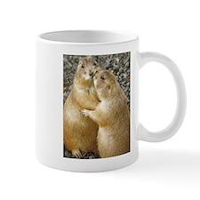 Prairie Dog Kiss Small Mug