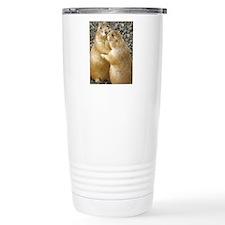 Prairie Dog Kiss Travel Mug