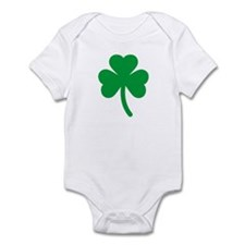 Shamrock Infant Creeper