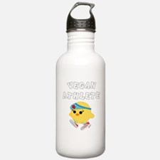 Unique Runner chick Water Bottle