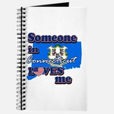 someone in connecticut loves me Journal