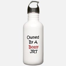 Owned By A Bossy JRT Water Bottle