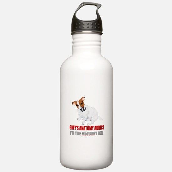 Grey's Anatomy Addict Water Bottle