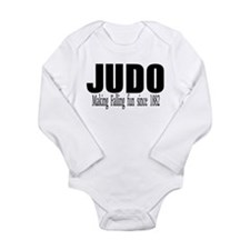 Judo1 Body Suit