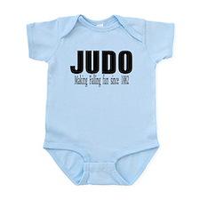 Unique Judo Infant Bodysuit