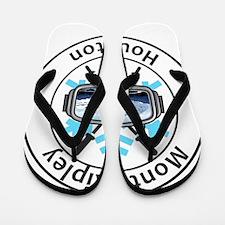 Mont Ripley Ski Resort - Houghton - M Flip Flops